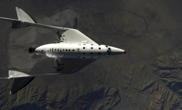 Virgin galactic argentavis for Puerta nave espacial